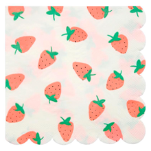 merimeri-napkins-strawberry-jordbaer-servietter-festservietter-partynapkins-party-favors-partyfavors