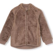 mini-a-ture-fleece-jakke-jacket-teddy-taupe-grey