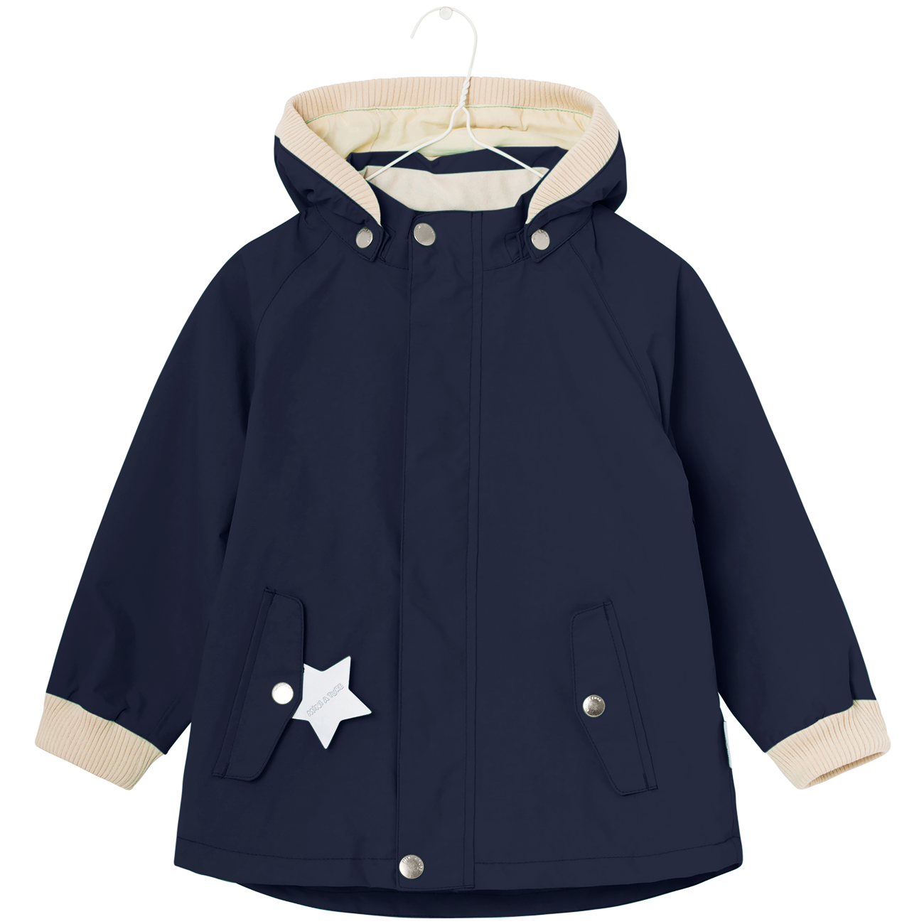 d3a72e7a Mini A Ture Wally Jacket Blue Nights