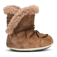 Moon Boot Crib Suede Whiskey