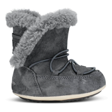 Moon Boot Crib Suede Dark Gray