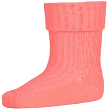 mp-533-cotton-rib-socks-stroemper-1282-coral-peach
