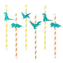 my-little-day-straws-sugeror-dinosaur-festpynt-party-favors