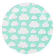 my-little-day-tallerken-plate-clouds-skyer