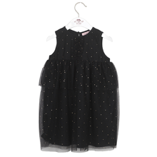 noanoa-dress-kjole-black-sort-gold-dots-guld-prikker