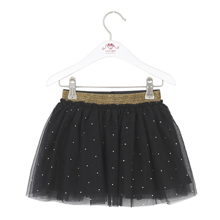 noanoa-skirt-nederdel-black-sort-gold-dots-guld-prikker-1