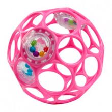 Oball Rattle Pink