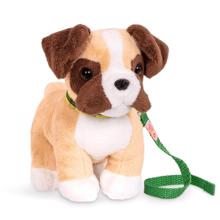 our-generation-dog-hund-boxer-bevaegelige-ben-leg-toys-play-737817