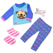 our-generation-dukketoej-doll-wear-pyjamas-med-bulldog-730390-1