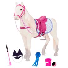 our-generation-hest-horse-sterling-grey-leg-toys-play-1