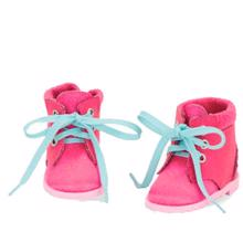 our-generation-sko-shoes-boots-stoevler-pink-lace-737419