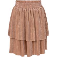 petit-by-sofie-schnoor-regina-skirt-nederdel-rose-gold-girl-pige