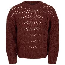 sofie-schnoor-strik-knit-sweater-moerkeroed-dark-red