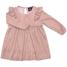 petit-by-sofie-schnoor-anaya-dress-kjole-rose-gold-girl-pige