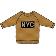 Petit by Sofie Schnoor Yellow Emily NYC Sweatshirt