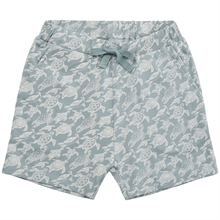 sofie-schnoor-shorts-dusty-blue-stoevet-blaa-turtles-skildpadder