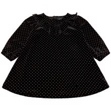 petit-by-sofie-schnoor-kjole-dress-black-gold-dot