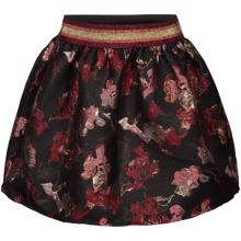 petitbysofieschnoor-skirt-nederdel-flower-black-sort-P193283