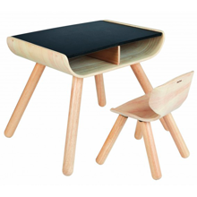 plantoys-borgogstol-bord-stol-table-chair-black-play-draw-fun-leg-tegn