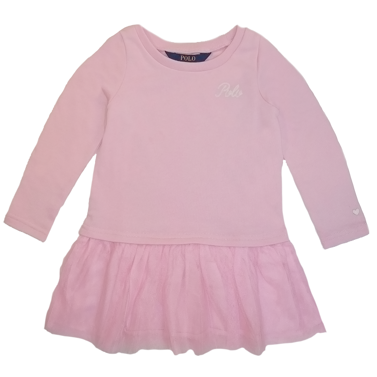 fd8ef3795 Polo Ralph Lauren Girl Dress Pink