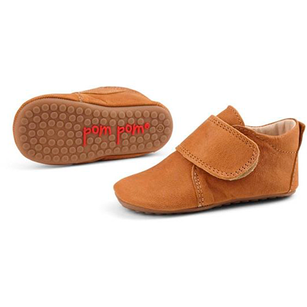 97b56a7b7bc1 Pom Pom Futter Velcro 14010 Camel