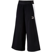 puma-sweat-pants-sweatbuks-sort-black-white-logo