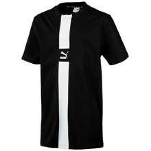 Puma XTG Tee B Cotton Black