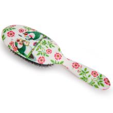 rock-and-ruddle-large-hairbrush-making-up-flowers-print-white-pink-green-birds
