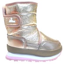 rubber-duck-stoevler-boots-cracked-metallic-rose-gold