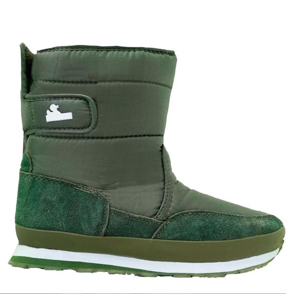 rubber-duck-stoevler-boots-nylon-suede-solid-snowjogger-khaki-green-562-2003-2