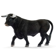 Schleich Farm World Black Bull
