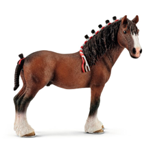 Schleich Farm World Clydesdale Gelding