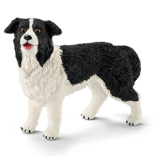 Schleich Farm World Border Collie