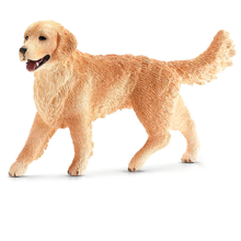 Schleich Farm World Golden Retriever