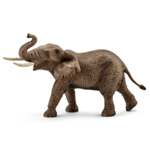 Schleich Wild Life African Elephant Male