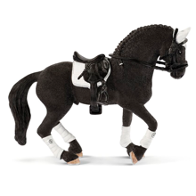 Schleich Horse Club Frisian Stallion Riding