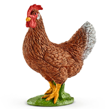 Schleich Farm World Hen