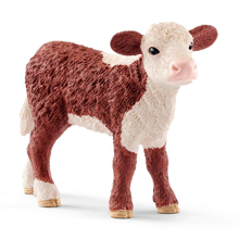 Schleich Farm World Hereford Calf