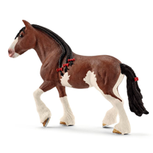 Schleich Farm World Clydesdale Mare