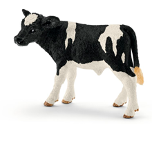 Schleich Farm World Holstein Calf