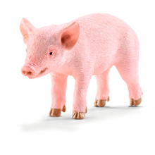 Schleich Farm World Piglet Standing