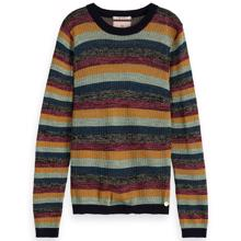 scotch-and-soda-fitted-pull-in-yarn-dyed-lurex-stripes-pullover-bluse-striber-glimmer