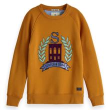 scotch-and-soda-sweat-shirt-sweatshirt-ochre-154187