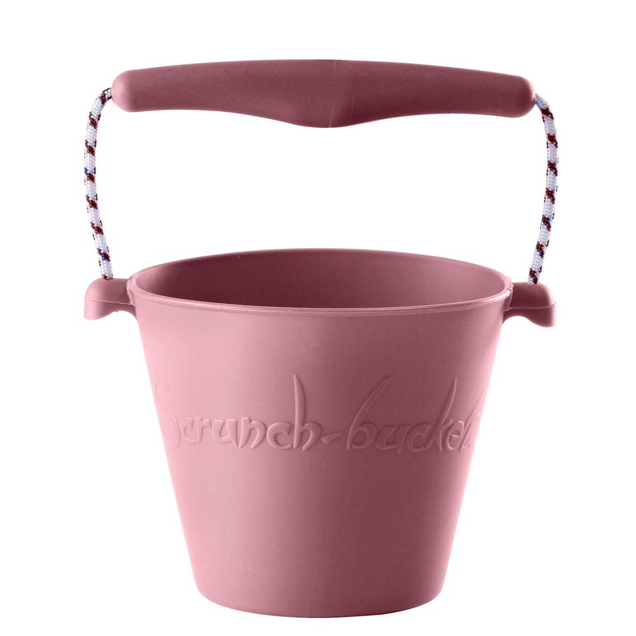 scrunch-bucket-dustyrose-rose-rosa-spand-bucket-strand-beach-play-toys-leg-1