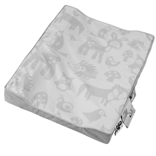 sebra-puslepude-changingmat-forest-animals-skov-dyr-grey-graa-pude-pusle-changing-mat