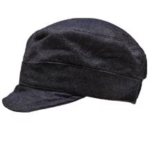 Serendipity Dark Denim Blue Cap