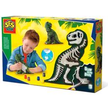 ses-creative-stoeb-og-mal-paint-and-cast-t-rex-1