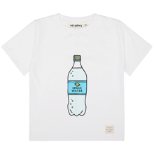 Soft Gallery Spacewater B White Asger T-shirt