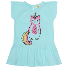 Soft Gallery Baby Unicat Blue Tint Lexie Dress