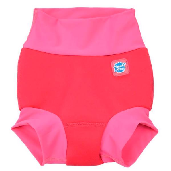 splash-about-happy-nappy-blebadebukser-babybadebukser-badebukser-baby-bade-bukser-geranium-pink-HNPGP-1